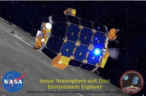 Старт LADEE (Исследователя лунной атмосферы и лунной пыли) назначен NASA на 5 сентября 2013года