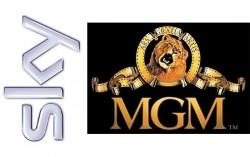 Партнерство Sky Deutschland и MGM Television постепенно расширяется