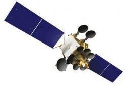 Телекоммуникационный спутник AMOS4 готовится к запуску