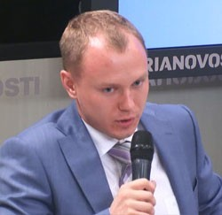 Андрей Безруков, холдинг GS Group