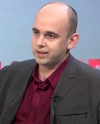 Евгений Кузин, главный редактор журнала о телевидении «МедиаПрофи»