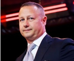 Илья Кочеврин, вице-президент КХЛ по маркетингу и внешним коммуникациям
