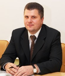"""Андрей Кудырко, директор РУП """"Белорусский радиотелевизионный передающий центр"""""""