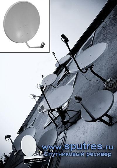 Офсетные антенны