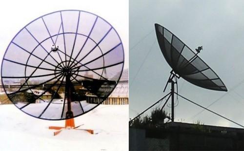 Сетчатые антенны