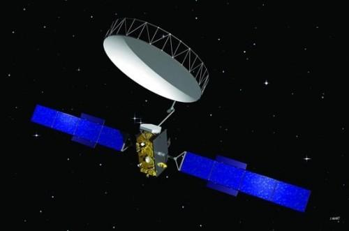25 июля , в рамках проекта Alphasat, Европейское космическое агентство ESA запустило в космос новый спутник