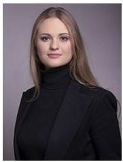 Юлия Шахманова, генеральный директор STV