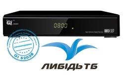 Приемник GI S2038 как рекомендованное оборудование от украинского провайдера Лыбидь ТВ