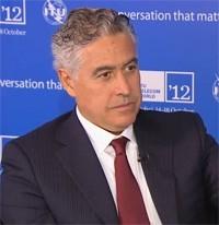 Патрисио Нортланд (Patricio Northland, CEO, SATMEX), главный исполнительный директор Satmex