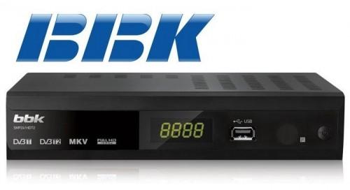 Новые цифровые DVB-T/T2-ресиверы от BBK Electronics