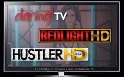 Daring TV, Redlight и Hustler HD переводят в DVB-S2