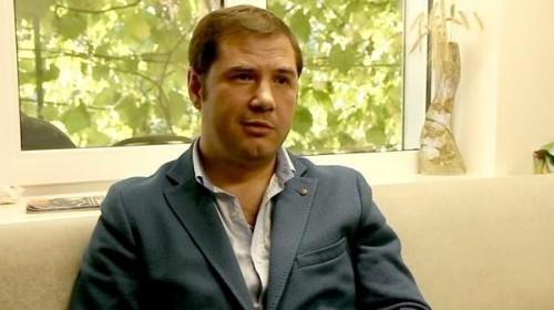 """Генеральный директор телеканала """"112 Украина"""" Андрей Подщипков"""