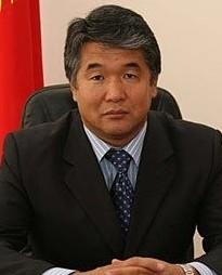 Султан Раева, министр культуры и информации Кыргызстана