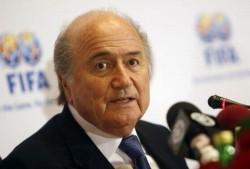 Йозеф Блаттер, президент федерации FIFA