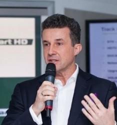 Джордж Жембери, генеральный директор компании ВОЛЯ