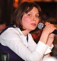 Оксана Ферчук, директор спутникового оператора Viasat