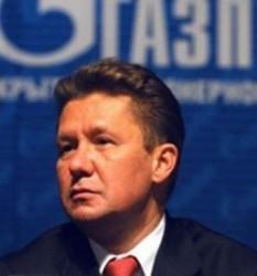 Алексей Миллер, председатель правления «Газпрома»