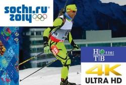 Абоненты «НТВ-Плюс» смогут увидеть сочинскую Олимпиаду в UltraHD-формате