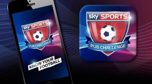 Sky Sports Pub Challenge
