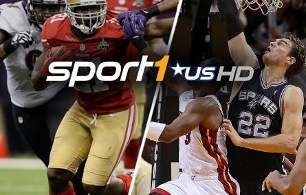 Sport 1 US HD запустил дополнительный канал