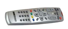Приставка DRS-5001 укомплектована 37-кнопочным пультом дистанционного управления.
