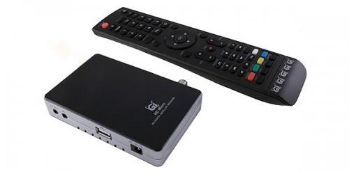 Ресивер GI HD Micro обладает маленькими габаритными размерами