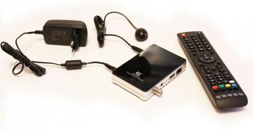 Комплектация ресивера GI HD Micro