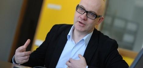 Гинтс Грубе, член Нацсовета электронных средств СМИ