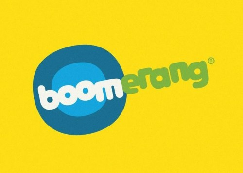 Телеканал Boomerang вещает на русском языке