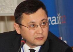 Болат Кальянбеков, председатель Комитета информации и архивов Министерства культуры