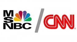 CNN и MSNBC – противоречащие факты о триумфальных рейтингах