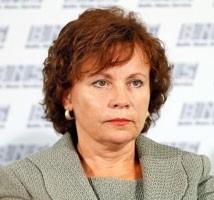 Ряса Юкнявичене, депутат парламента Литвы