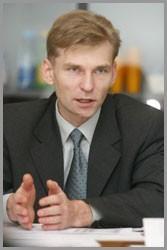 Сергея Бойко, президент компании «Воля»