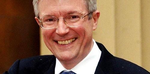 Тони Холл, генеральный директор ВВС
