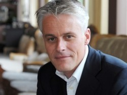 Глава представительства SES в Украине, Онно Зонневельд