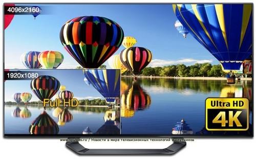 К 2014 году китайцы пообещали выпустить Ultra HD ТВ с «3D без очков»