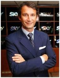 Андреа Заппиа, занимающий пост генерального директора Sky Italia
