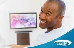 Африканская платформа Azam TV в Ka-диапазоне с 7°E