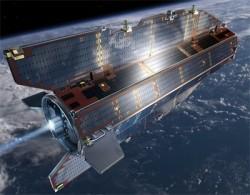 Существование европейского спутника GOCE подошло к концу