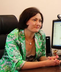 Генеральный директор крымского телеканала ATR Эльзара Ислямова