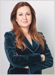 "Лариса Ткачук, занимающая пост коммерческого директора ""Ростелекома"""