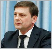 Олег Остапенко, глава Роскосмоса
