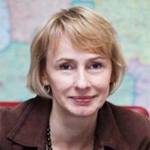 Агнешка Ромашевская-Гузы, директор телеканала Белсат