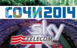 Sky и Telecom Italia подписали соглашение о трансляции зимней Олимпиады-2014