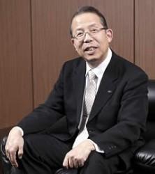 Такао Фудзино, президент K-Opticom