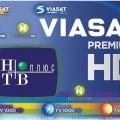 Viasat планирует покорить «НТВ-Плюс»