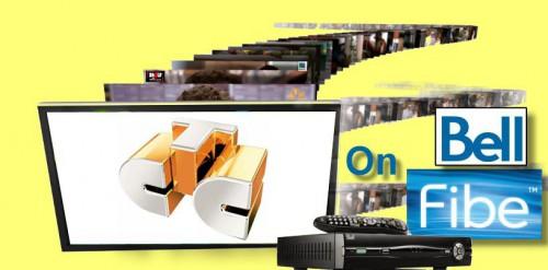 СТС International вошел в состав пакета телеканалов канадского оператора Bell