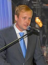 Евгений Киричук, занимающий пост директора по управлению активами компании СТС Медиа за пределами Российской Федерации