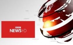 BBC News HD тестируется на спутнике ASTRA 2F