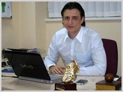 "Александр Денисов, директор телеканалов ""Футбол 1"" и ""Футбол 2"""